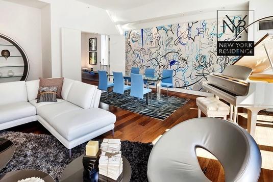 33 West 56th Street Interior Photo